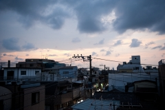 Sky of Nishikoyama